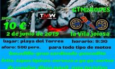 VII Motosardinada La Vila Joiosa 2019