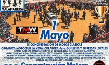 XI Concentración Motera Villa de Guillena 2019