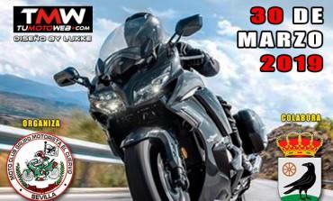 II Encuentro Motero Yamaha FJR-1300 y TMAX 2019
