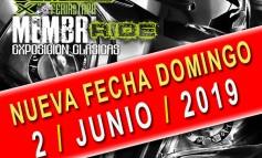 XVI Reunión Mototurística y X Feria de La Tapa 2019 (MembriRide)