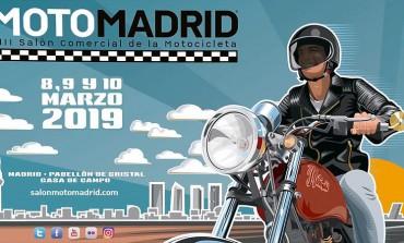 MOTOMADRID celebrará su VIII edición del 8 al 10 de Marzo de 2019