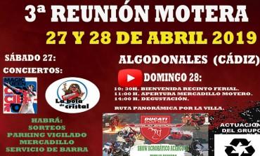 VIDEO PROMO - III Reunión Motera Villa de Algodonales 2019