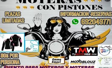 III Concentración Moteras Con Pistones 2019