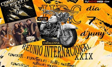 XXIX Concentración Internacional HDC Catalunya 2019
