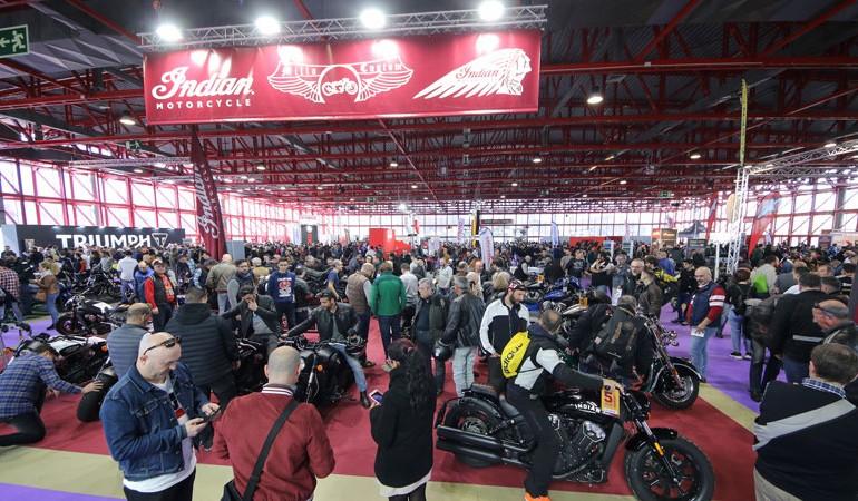MOTOMADRID 2019 consolida la expectación generada entre miles de aficionados