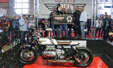 Dragon's Motorcycles gana el IV Bike Show MOTOMADRID 2019