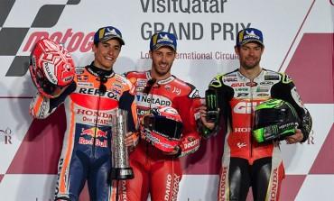 MotoGP 2019   GP de Qatar   Dovizioso gana a Márquez como en 2018