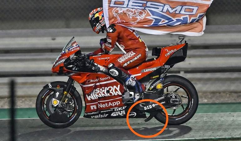 MotoGP 2019   GP de Qatar   El triunfo de Dovizioso pendiente de una reclamación