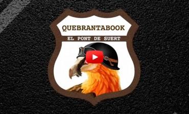 VIDEO PROMO - Quebrantabook 2019