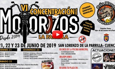 VIDEO PROMO - VI Concentración Motera MOTORIZOS 2019