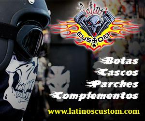 Banner Latinos Custom