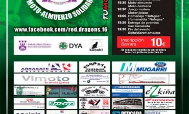 III Motoalmuerzo Solidario Red Dragons 2019
