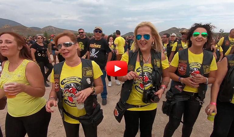 VIDEO PROMO - VI Concentración Motera Pollos Salvajes 2019