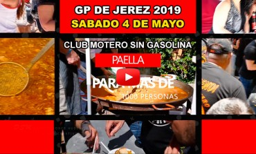 VIDEO PROMO - X Gran Paella Club Motero Sin Gasolina - GP Jerez 2019