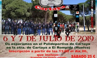 XVI Concentración Mototurística Playas de Cartaya 2019