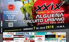 XXIX Trofeo de Velocidad Urbano ALGUEÑA 2019