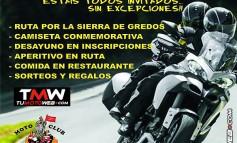 X MotoRuta Turística MotoClub El Foro 2019