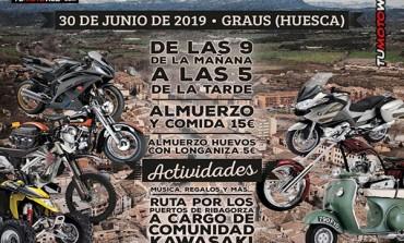 IV Concentración MotoGraus Pirineos 2019