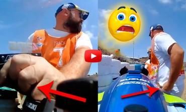 MotoGP 2019 | GP de España | Comisario cazado en pleno robo en el circuito de Jerez