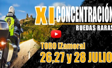 VIDEO PROMO - XI Concentración Ruedas Raras 2019