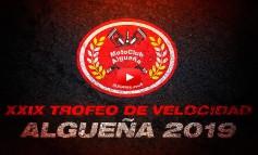 VIDEO PROMO - XXIX Trofeo de Velocidad Urbano ALGUEÑA 2019