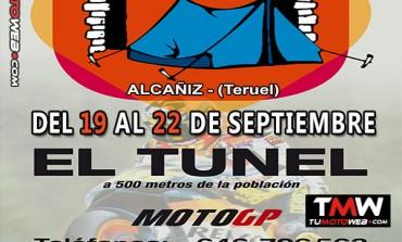 Acampada El Túnel - MotoGP Motorland Aragón 2019