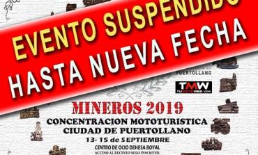 XXV Concentración Mototurística Mineros 2019