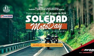 Grupo Soledad y Avon Tires celebran la primera edición de Soledad Moto Day 2019