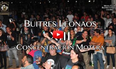VIDEO PROMO - XIII Concentración Motera Internacional Buitres Leonaos 2019