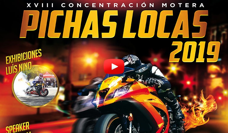 VIDEO PROMO - XVIII Concentración Motera Villa de Nueva Carteya 2019