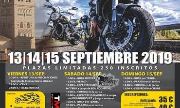 XLIII Concentración Motera Ciudad de Teruel 2019