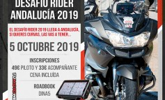 Desafío Rider Andalucía 2019