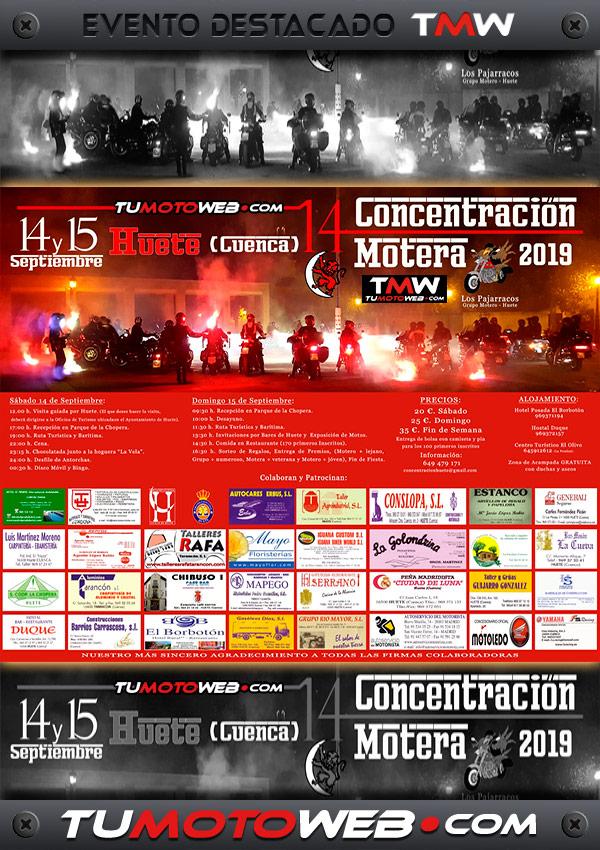 cartel-gm-los-pajarracos-huete-cuenca-septiembre-2019