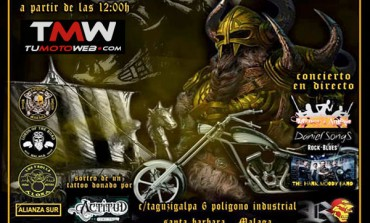 VII Aniversario Gothorum MC Málaga 2019