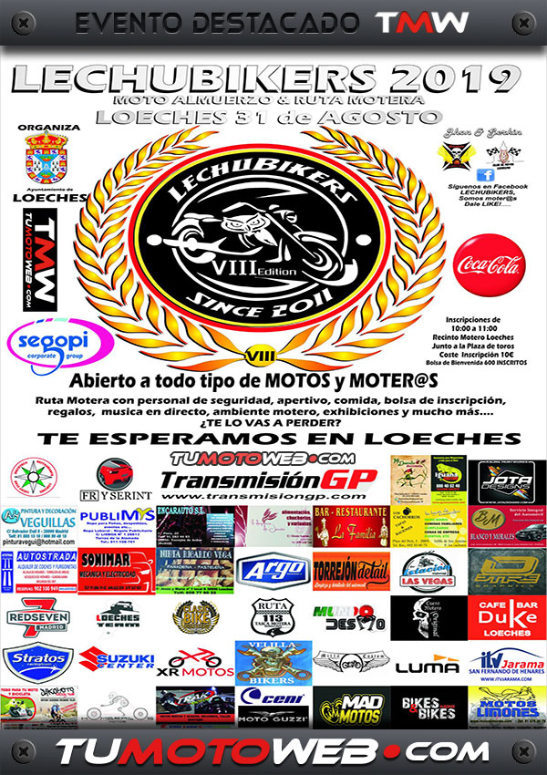 cartel-lechubikers-loeches-madrid-agosto-2019