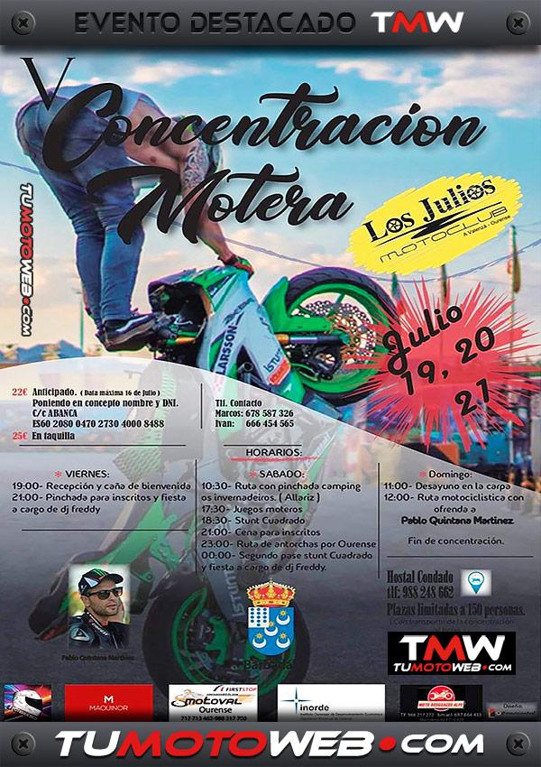 cartel-los-julios-motoclub-a-valenza-orense-julio-2019