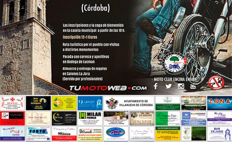 VII Reunión Motera Villanueva de Córdoba 2019