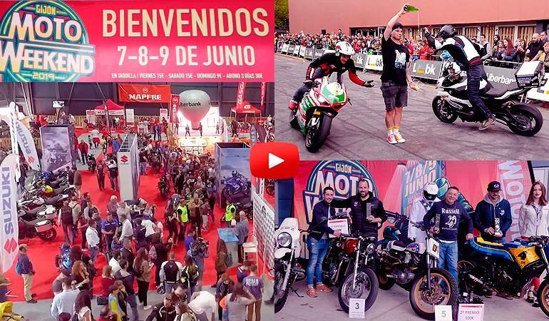AFTERMOVIE - Gijón MOTOWEEKEND 2019