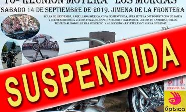 SUSPENDIDA - X Reunión Motera Los Murgas 2019