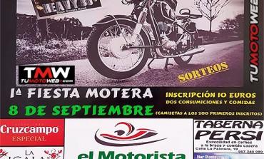 I Fiesta Motera Ruta 77 2019