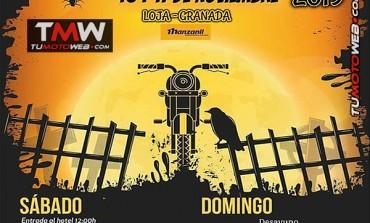 VI Fiesta Motera Los Infiernos Halloween 2019