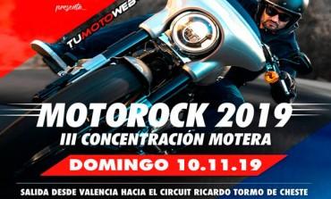 III Concentración MotoRock Valencia 2019