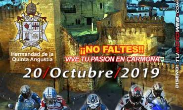 XIV Concentración Motera Ciudad de Carmona 2019