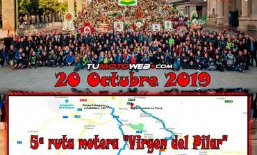 Encuentro Presentación Ronda Aragonesa de Motoalmuerzos 2019-2020