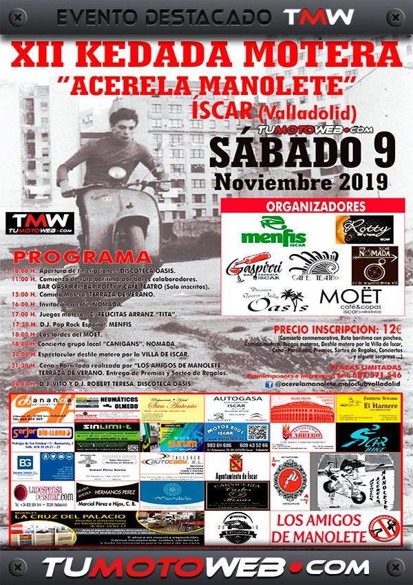 cartel-mc-acerela-manolete-iscar-valladolid-noviembre-2019