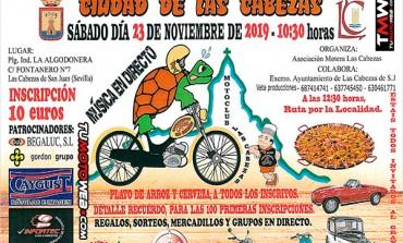 IX Reunión de Motos y Coches Clásicos Ciudad de Las Cabezas 2019
