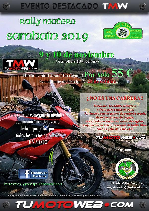 cartel-rally-samhain-moto-grup-druides-noviembre-2019