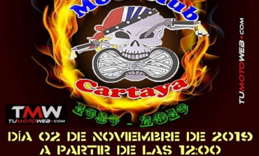 XXX Aniversario MotoClub Cartaya 2019