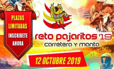 Reto Pajaritos Carretera y Manta 2019 | Aún puedes inscribirte..!!