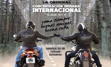 Concentración Motorista Invernal Internacional LA LEYENDA CONTINUA 2020